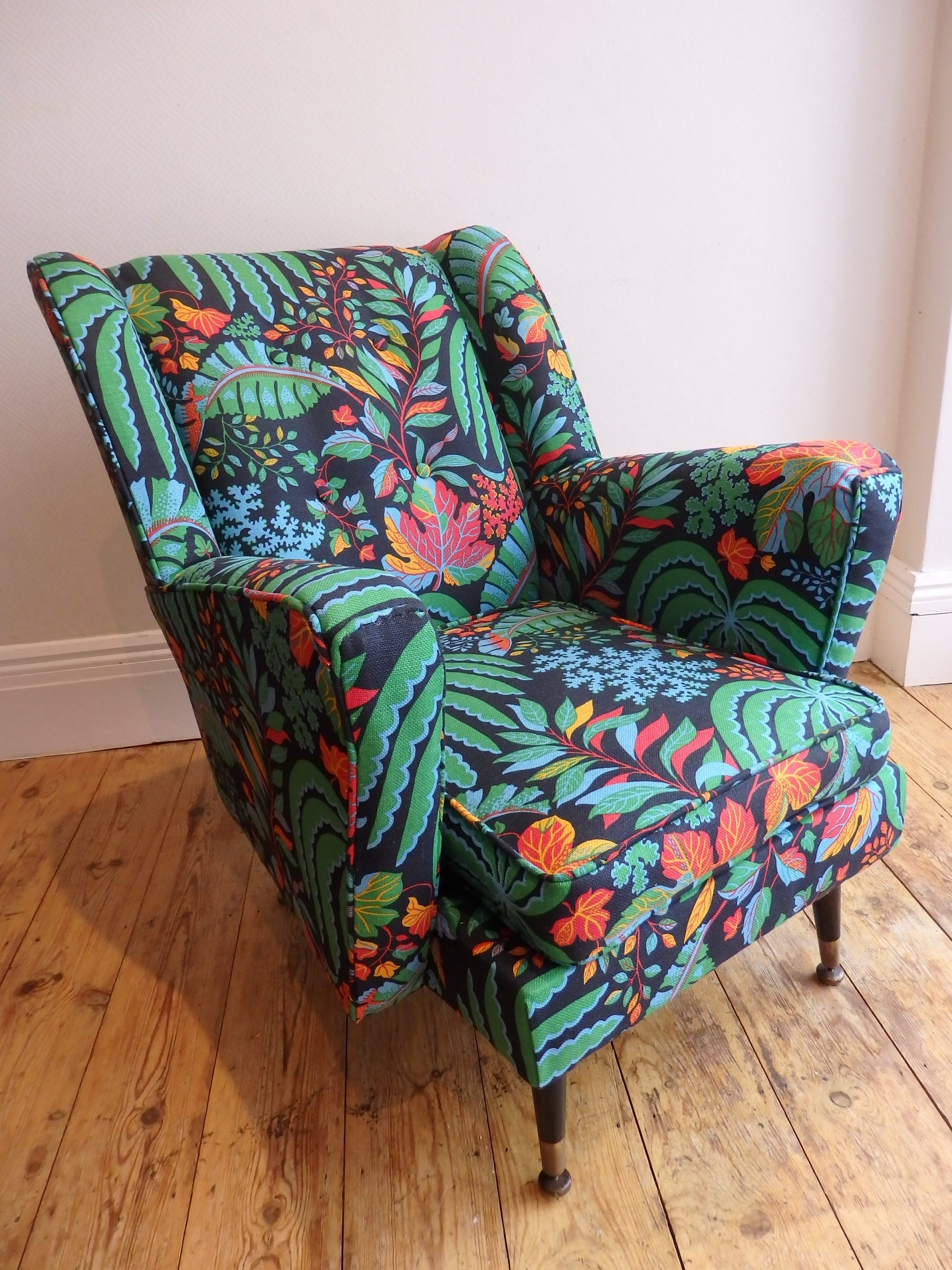 Re-Covered G Plan Armchair