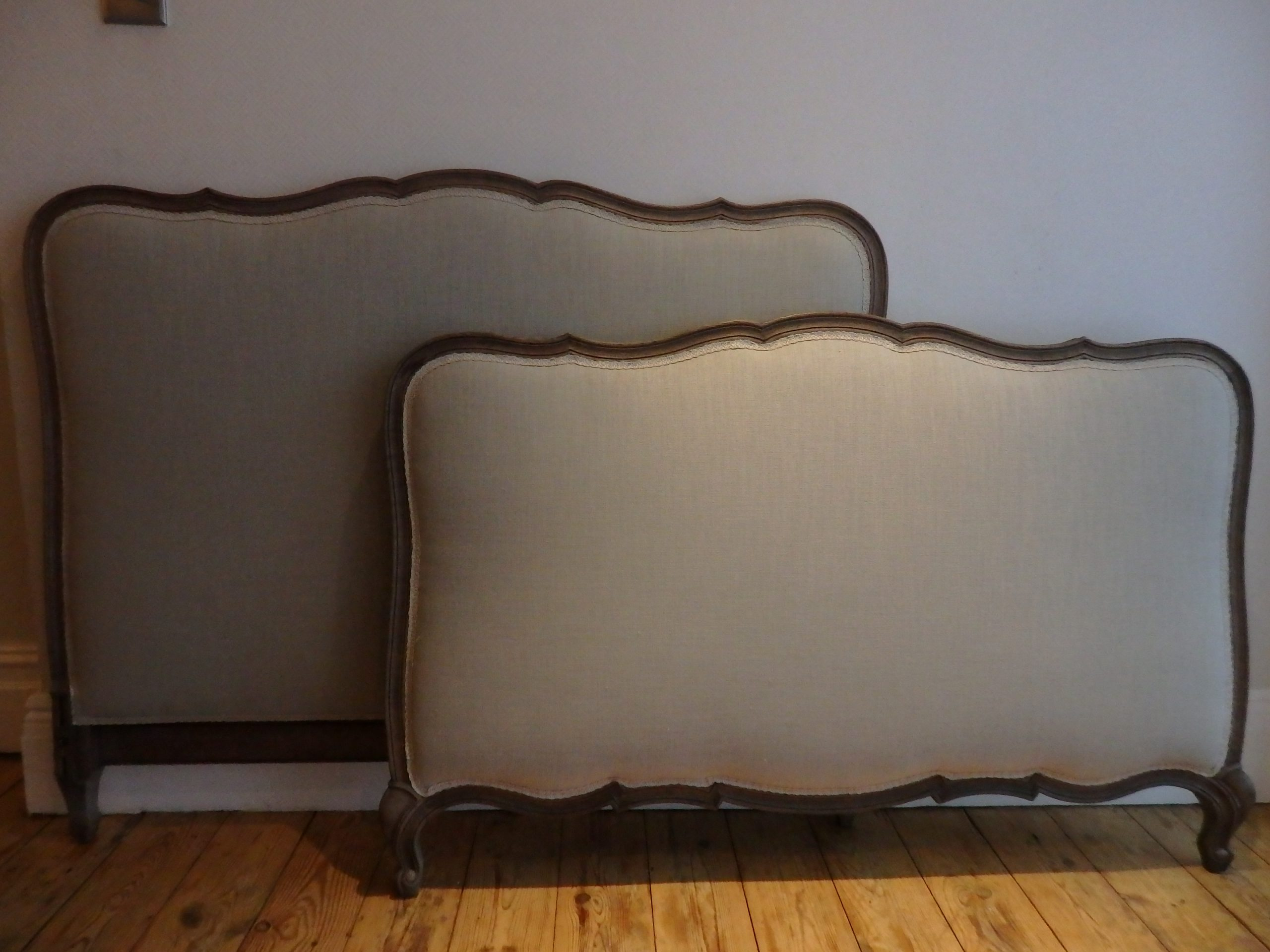 Repaired French Bed